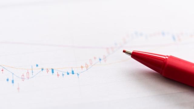 株取引の当日収支画像